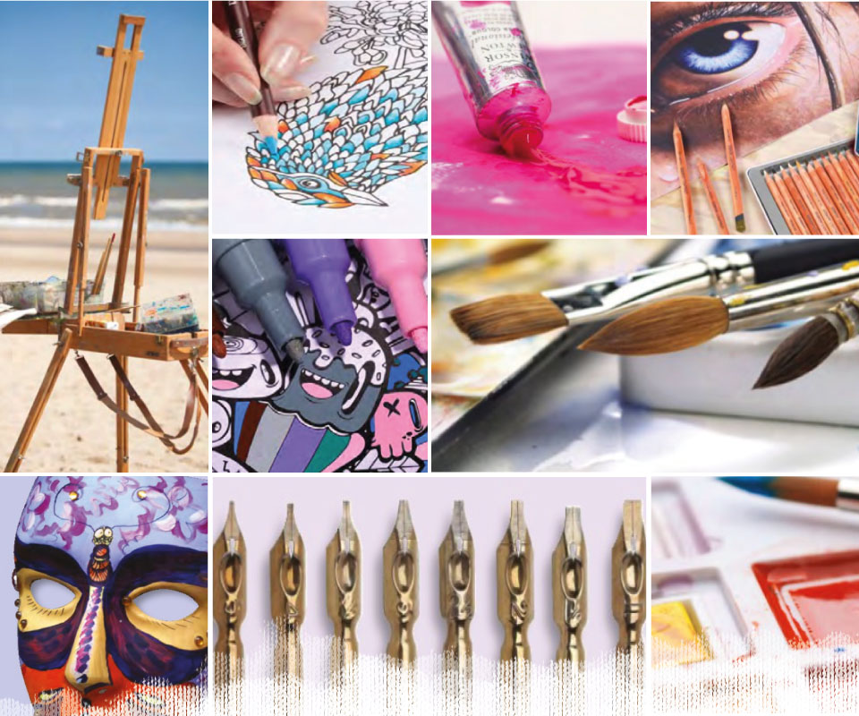 Artstat - Specialist distributor of creative products to the trade