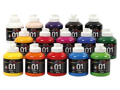 Creative Company - Colours & Paints