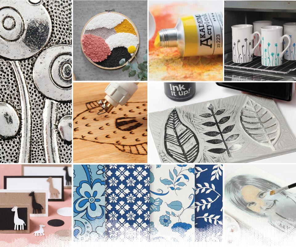 Creativ Company - your number one supplier of arts and crafts products