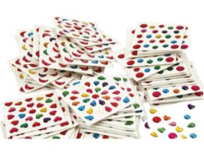 Creativ Company - Stickers, Glitter & Sequins
