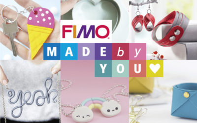 New! Fimo Leather Effect