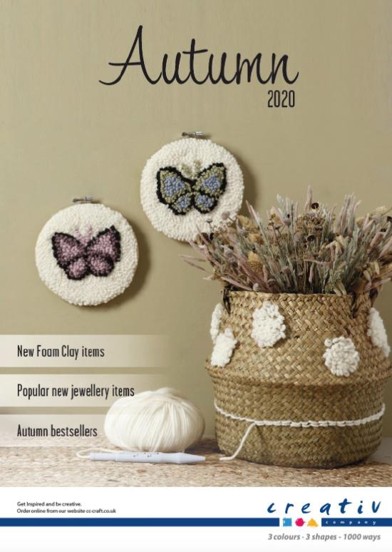 Creativ Company Autumn 2020 Catalogue