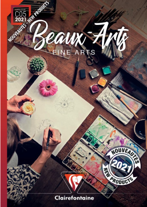 Cairefontaine-BEAUX-ARTS-Catalogue