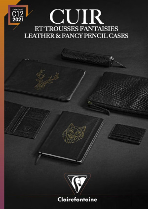 Clairefontaine-CUIR-Catalogue