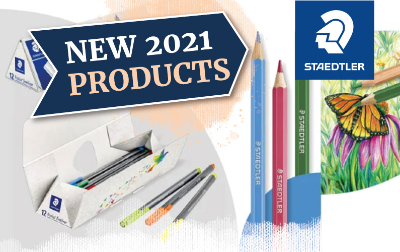 STAEDTLER UK New 2021 Products