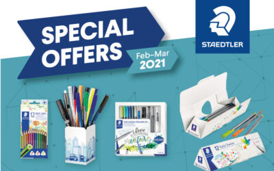 STAEDTLER Special Offers Feb – March