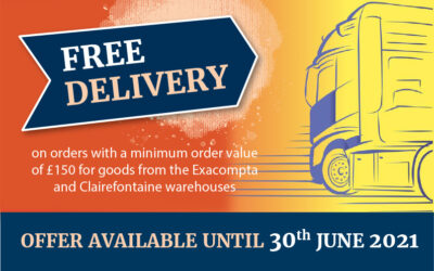 ExaClair Free Delivery Offer