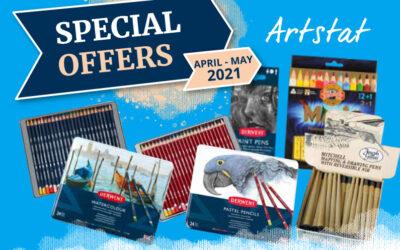 Artstat Offers April – May