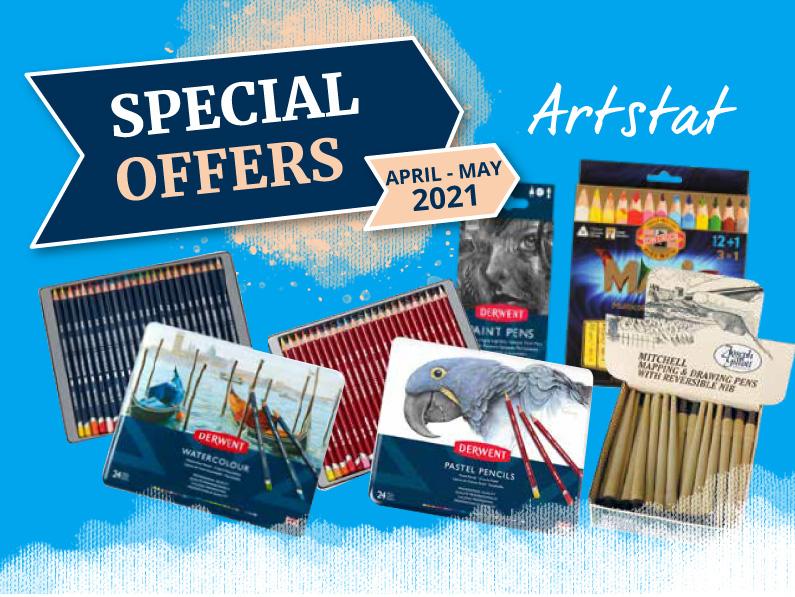 Artstat April - May Offers