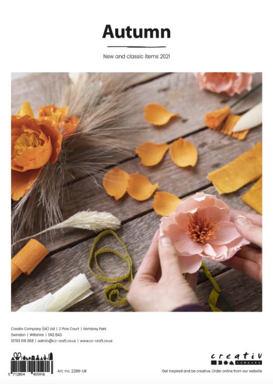Creativ Company Autumn-Q3-Catalogue