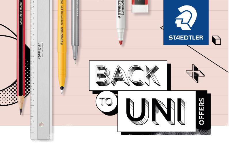 STAEDTLER Back to UNI Offers