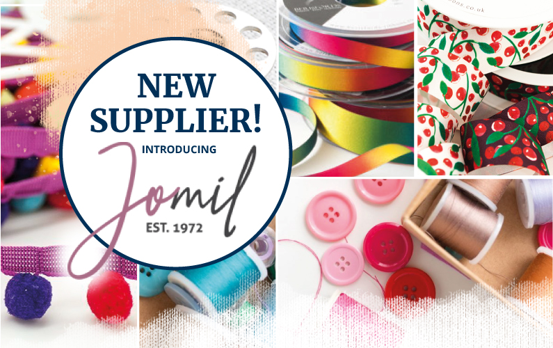 Welcome Jomil – our new Supplier