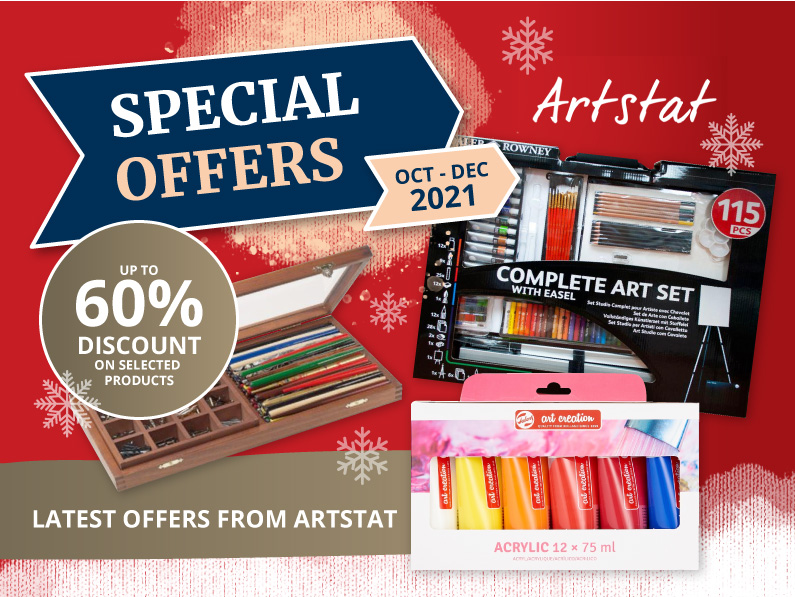 Artstat Latest Offers Oct-Dec